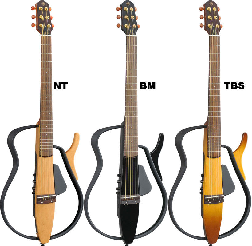 Jual Silent Guitar / gitar yamaha SLG110S, harga PROMO gan!!