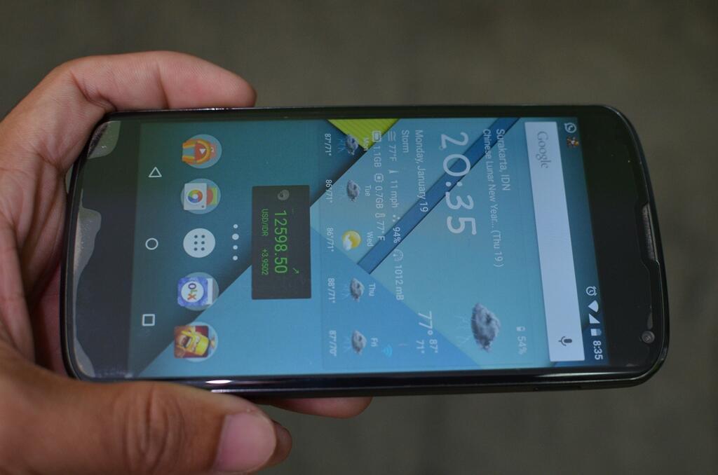 Jual LG Nexus 4 E960