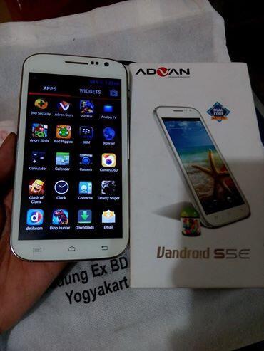 Advan S5 E Android Jb Kmr 5mp Flaz Layar 5inc Ada Tv