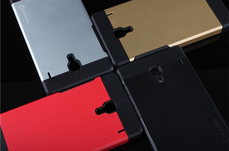 [VERDE] READY Case Armor/Hybrid COCOSE XIAOMI Redmi 1s / Note / 4G / Mi3