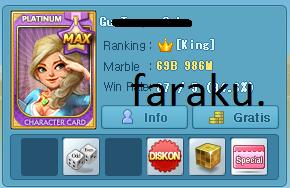 Jual ID Modoo Marble Platinum Max + Bonus Marble Melimpah [Modoo Marble]
