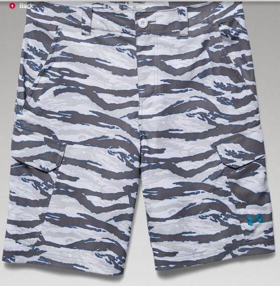 Celana Pendek merk UNDER ARMOUR (Golf Dan Cargo)