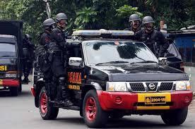 Kendaraan-kendaraan Kepolisian Republik Indonesia