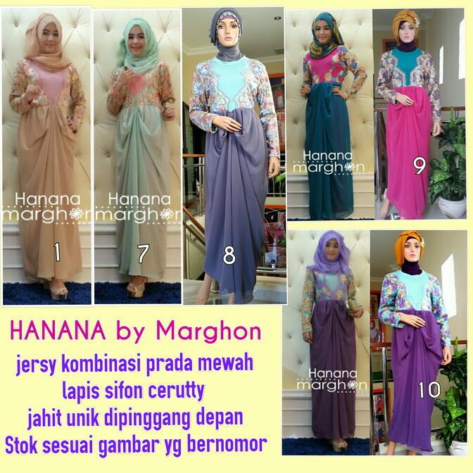 Aneka Dress Cantik By Marghon Queena Laila