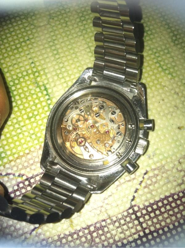 "Terjual OMEGA Speedmaster Nasa ""The First Watch Worn On ..."