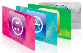 Jasa IGC Itunes Gift Card IOS