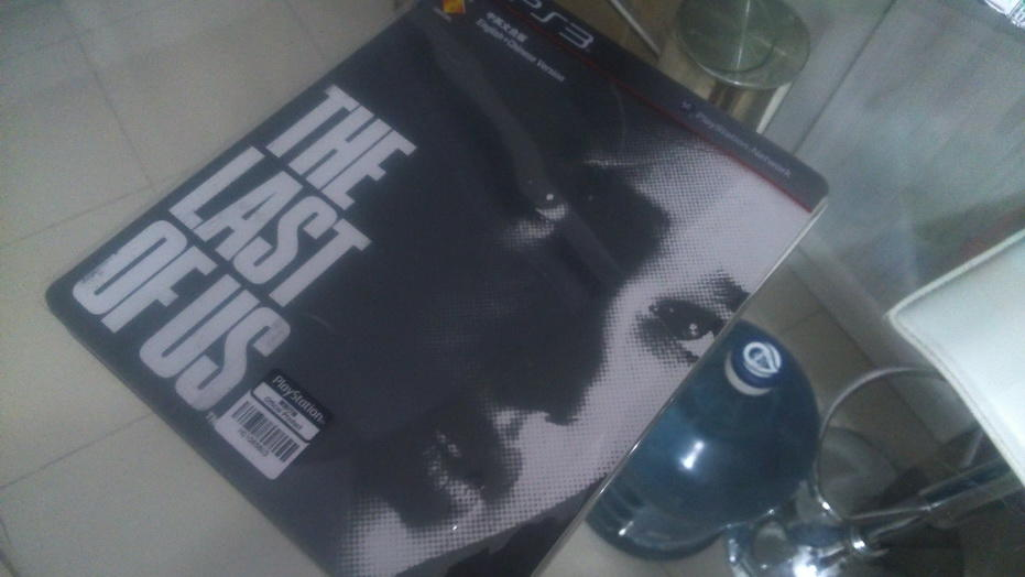 WTS BD PS 3 The Last of Us Steelcase