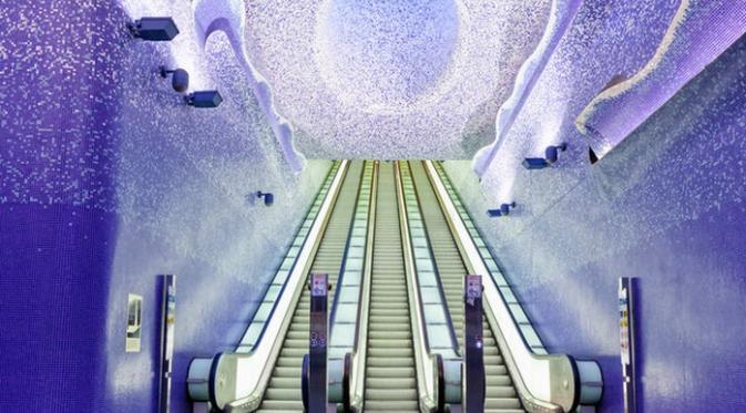 6 Stasiun Kereta Api Terkeren dari Berbagai Penjuru Dunia