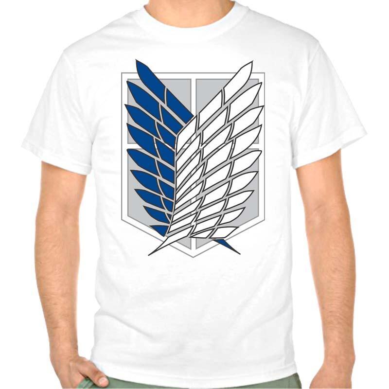 Kaos, T-Shirt, SNK, Shingeki no Kyojin, Attack on Titan