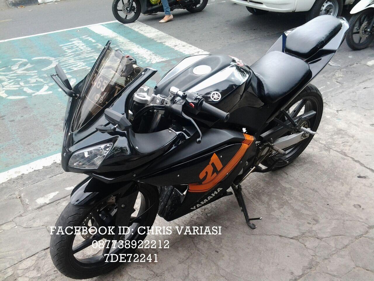 Terjual Fullset R125 Vixion Dan CB
