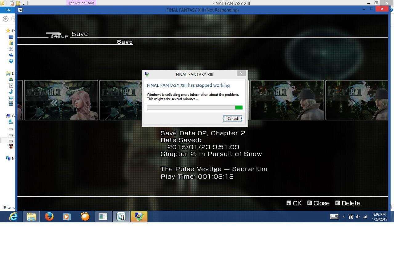 Official Thread  Final Fantasy XIII  PC  9e4ec5932d