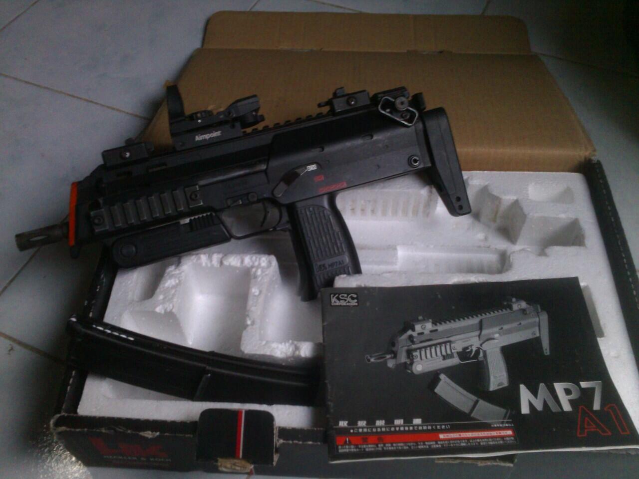 umarex HK MP7A1