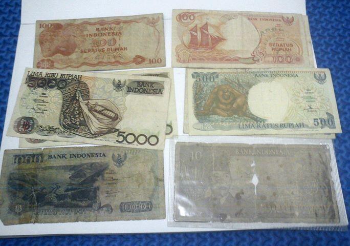Kumpulan Uang Legendaris Indonesia Gan!