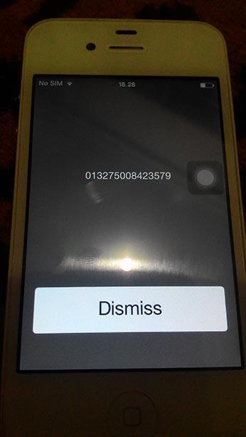 [JUAL CEPAT] iPhone 4 32 GB murah
