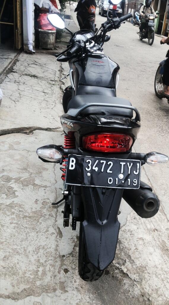 WTS Motor Honda Verza 150cc