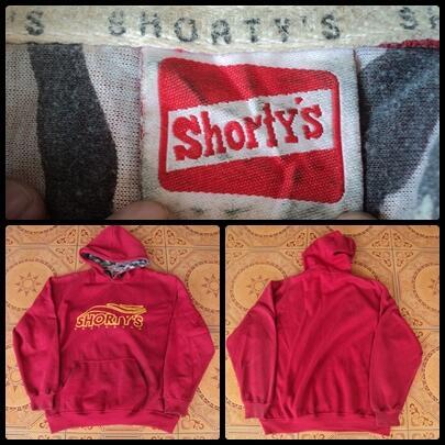 WTS Hoodie dan ZipHoodie 100% ORIGINAL (JMB, Vans, Dickies, Shorty's, dll)