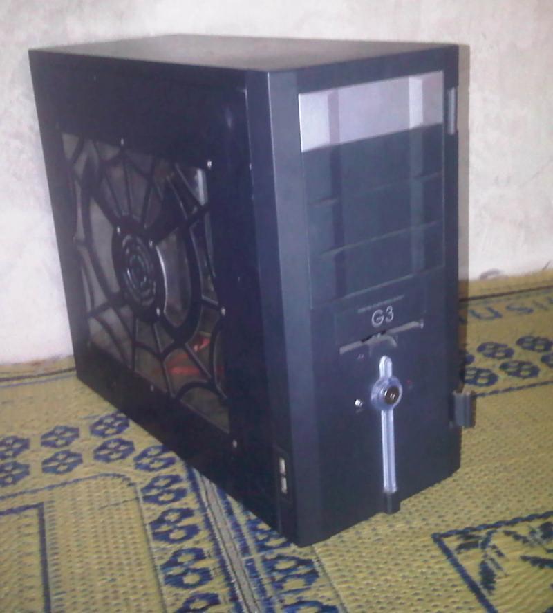 Cpu Core2duo E7300 Mb Gigabyte G31 Ram 2gb Siap Pakai