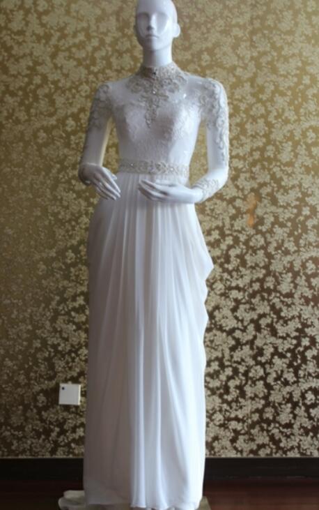 Terjual Gaun Pengantin Bisa Muslimah Baru 1 X Pakai Untuk Akad Nikah Saja