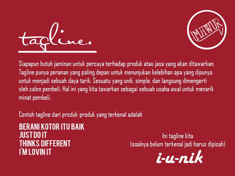 Terjual Jasa Buat Tagline Company Profile Proposal Ragam Desain