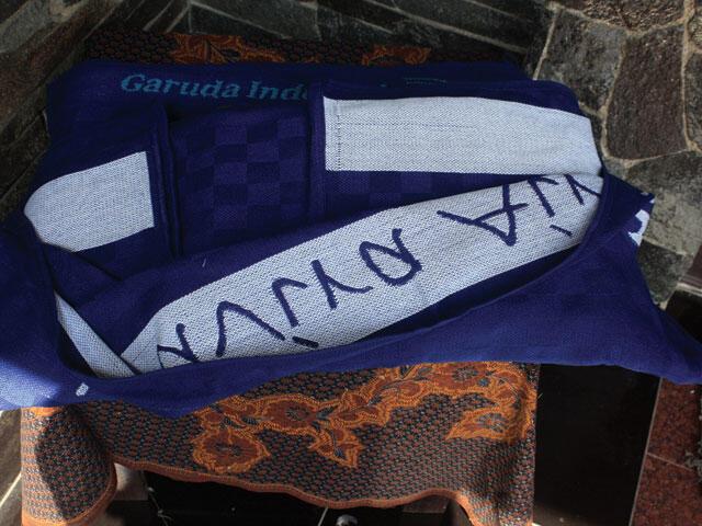 JUAL SELIMUT GARUDA & TRAVIRA AIR