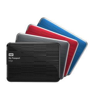 Harddisk External 500GB & 1TB WD Passport Ultra USB 3.0 COD Jadetabek TERMURAH