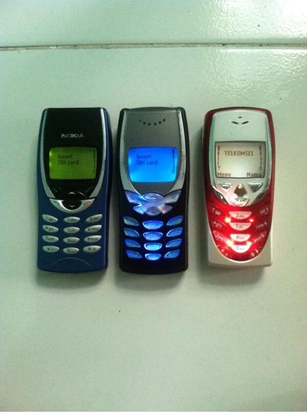 Terjual Hp Jadul Nokia 8210 8250 Dan 8310 Kaskus