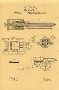 Sejarah hidup sang pencipta senapan mesin pertama di dunia.