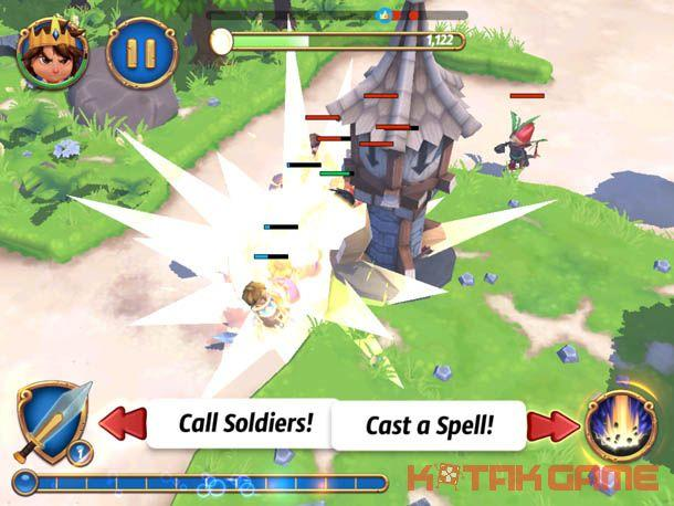 [ iOS / Android ] Royal Revolt 2