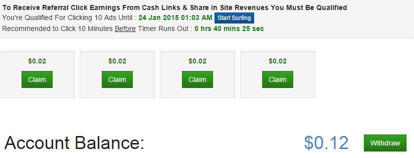 Bisnis Internet, No Invest + No Upgrade, minimal sehari $0,1 + Bonus Tiap Bulan !