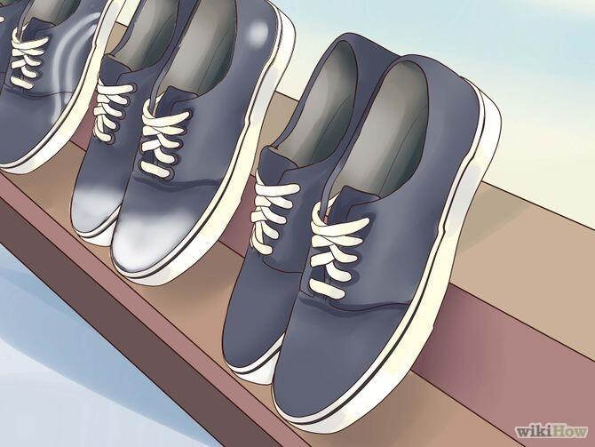 Cara Menyimpan Sepatu Dengan Baik dan Benar