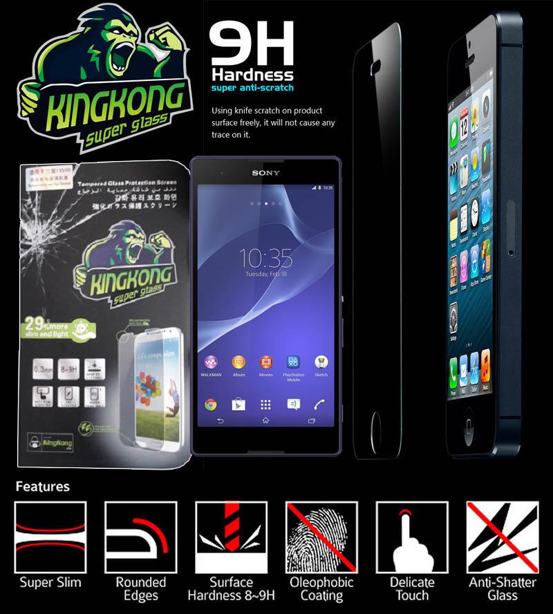 termurah case tempered glass sony xperia L M M2 SP T2 Ultra T3 lengkap ori cod