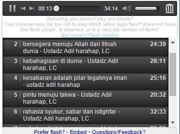 Pemutar Audio Hml ???