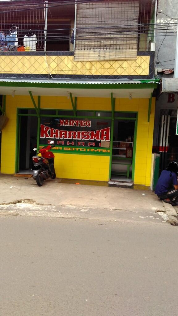 Anak Jakarta masuk sini!!! Kok mendadak Warteg Kharisma Bahari ada dimana-mana sih??