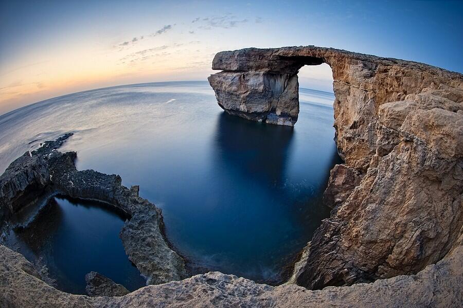 15 Lengkungan Batu Laut menakjubkan di dunia