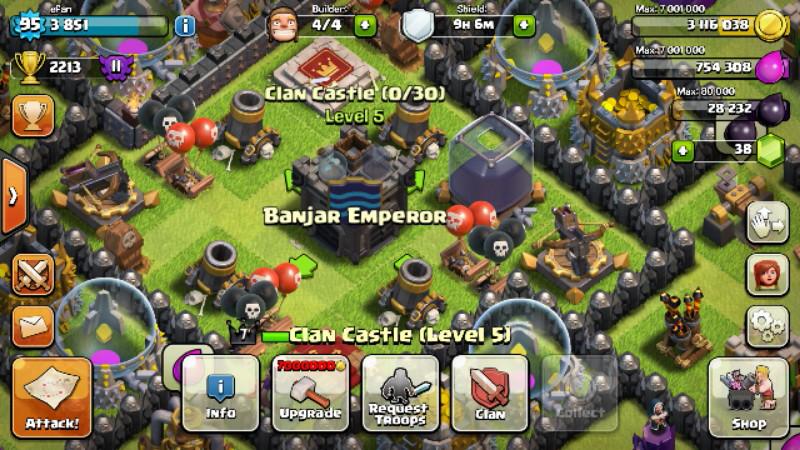 war won 113 Banjar emperor clan buka lowongan