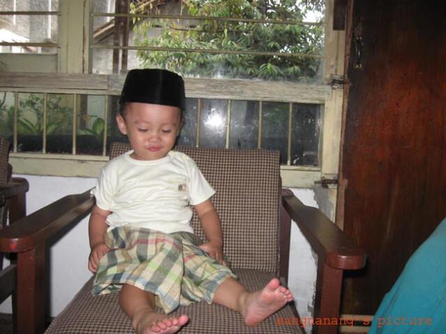 Tradisi - tradisi Sunatan / Khitanan yang ada di Indonesia