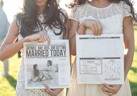 10 Kartu Undangan Pernikahan yang Unik yang Bisa Ente Tiru