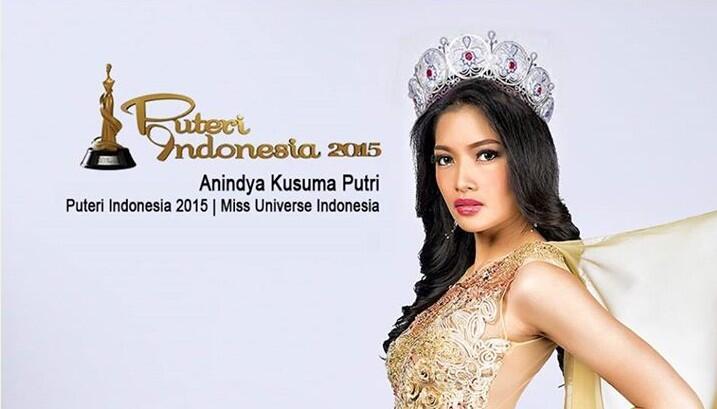 Anindya Kusuma Putri, Putri Indonesia 2015 & 10 Hal Yang Membuatya Lebih Keren Lagi!