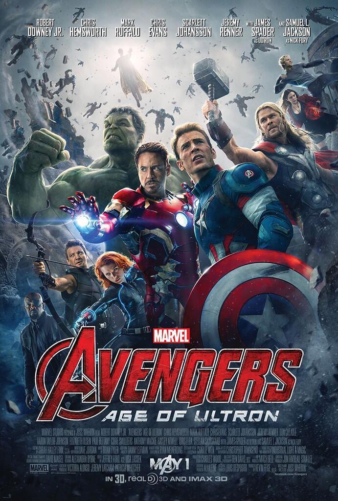 Avengers : Age of Ultron (2015)