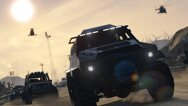 Official Grand Theft Auto V (PS4/XONE)