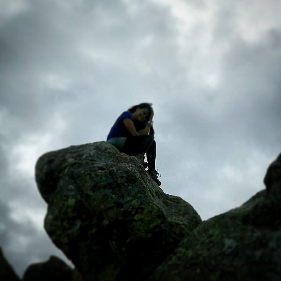 WANITA Cantik cantik di Pendakian Bongkok BACKPACKER JAKARTA mantapp kali