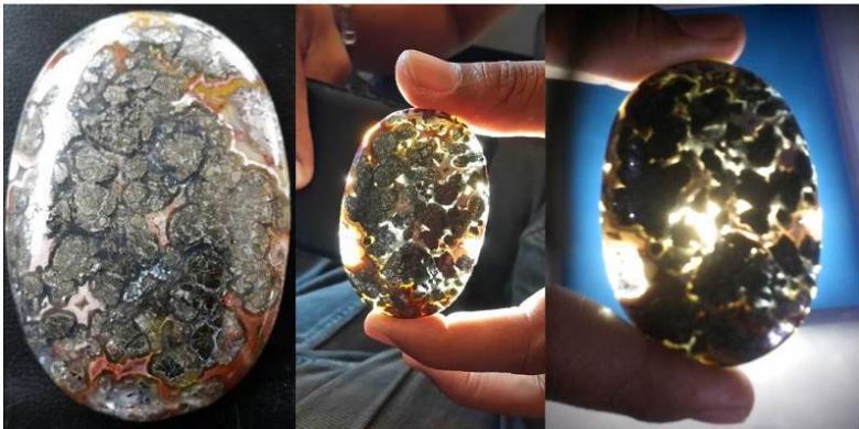 """Ini Dia Batu Akik Ter""""mahal"""" di Dunia (ada di P. Nias gan)"""