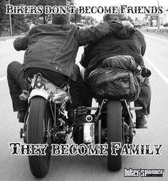 Menjamurnya Klub/Komunitas Bikers Lebih Banyak Manfaat atau Mudharat ?