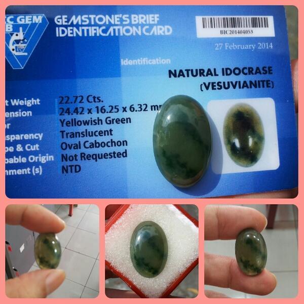Mengenal Berbagai Batu Permata / Batu Mulia dari Tiap Provinsi Seluruh Indonesia