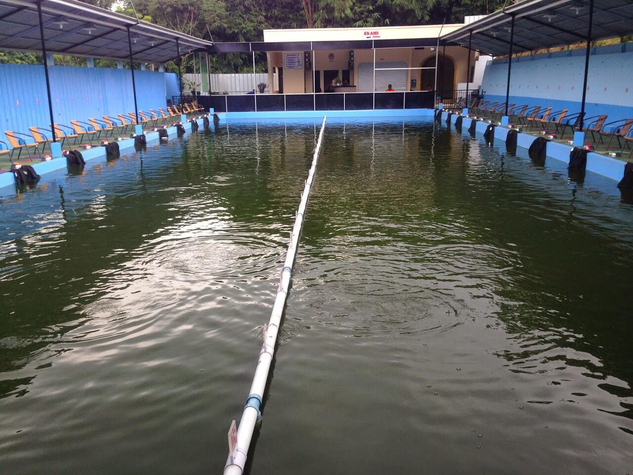 EKAMI FISHING Pemancingan Galatama LELE dengan konsep berdasarkan Pengalaman
