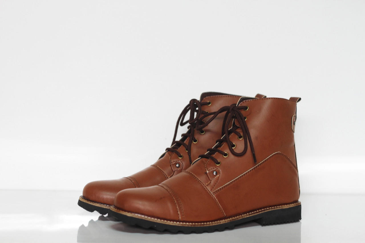 Terjual Sepatu Safetysepatu Kulitsepatu Out Doorsepatu Anti Air Kece Airsepatu Boots