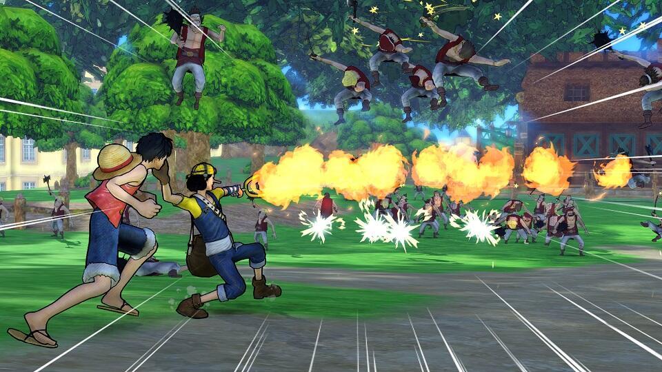 [OT] One Piece: Pirate Warriors 3 - Bon Voyage!