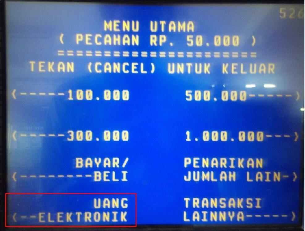 Mdus Penipuan Baru Tansfer Via ATM/Internet Banking Tana Kita Sadari