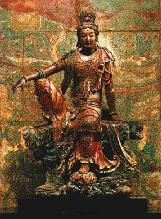 Arti Patung dalam ajaran Buddha