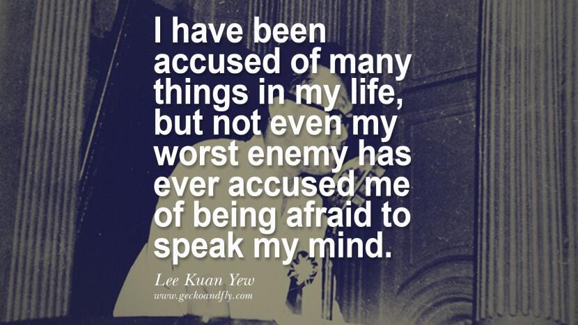 11 Kutipan Lee Kuan Yew Untuk Pemimpin Masa Depan